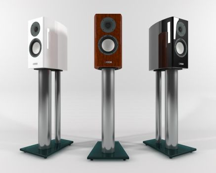 Speakers Canton 9.2 by LHgrafix