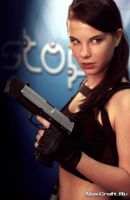 Dangerous Lara Croft by Anastasya01