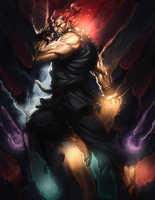 Akuma Smudge by ThunderBR