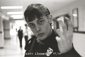Nineties Goth.. by straightfromcamera