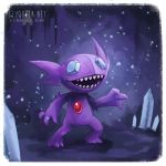 Sableye by FlyQueen