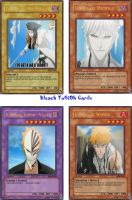 Bleach YuGiOh Cards by FFXFan13