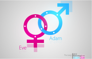 Adam-and-Eve by taegr
