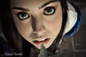 Alice: Madness Returns Cosplay by EvanescentAngel666