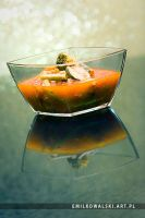 vegetable soup with bacon by KowalskiEmil