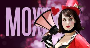 Moxxi by Layerx3