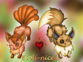 In love by Evoli-niceli