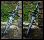 Joe's Sword by Hanci6