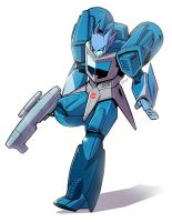 Blurr by LoneOld