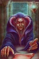 thief of souls by Girre