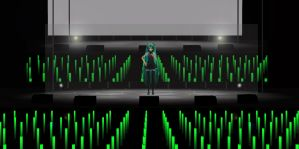 -MikuFes'13- 43. 1/6 Out Of Gravity by jrikkocabatasedit