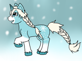 SnowSpell by The-Smile-Giver