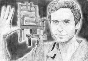 Ted Bundy by Bela1334