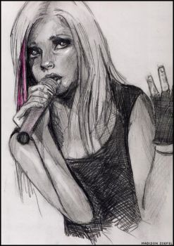 Avril Lavigne by Maddy25
