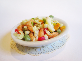 Italian pasta salad by WaterGleam