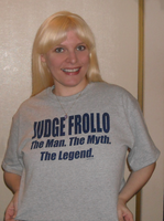 Judge Frollo T-Shirt by ChristineFrollophile
