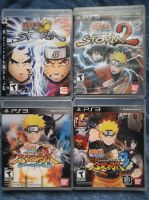 Naruto Storm Coleccion by kaiser-Guille
