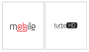 turboHD.mobile logos by mister-d2