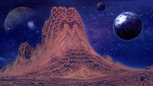 Teasers 7 - View from Mandel Planet by Topas2012