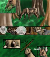 City of Trees- Ch. 1 Pg. 1 OLD by SanjanaStone