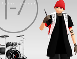 MMD: Tyler Joseph by FrenchiestToast
