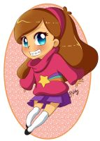 Mabel Gravity Falls by SNathy