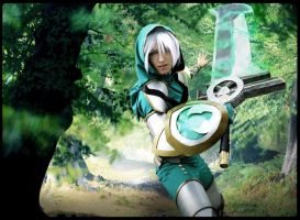 Riven_I'm awakened by FairyScarlet