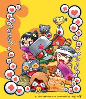 Heart for Jogja and Jateng by kuebulan