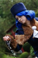 Fairy Tail - Juvia by goddessnaya