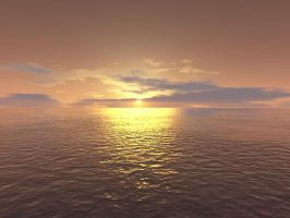 SUNset by JanD