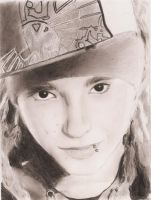 Tom Kaulitz Completed by Immortal-Innocence-x