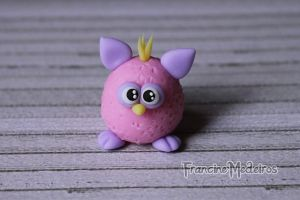 Furby pink by theredprincess
