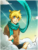 Vocaloid: Len by Pyromaani