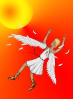 Icarus Falls by LadyKailitha