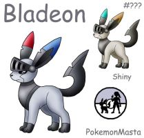 Bladeon by PokemonMasta
