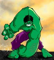 Hulk Smash by DW-DeathWisH