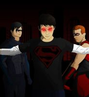 Young Justice by Ajax201