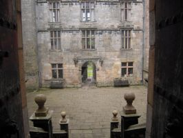 View from the Great Hall by rosequartz