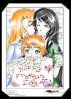 HAPPY MOTHER'S DAY by huntervisa