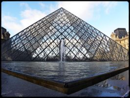 Musee du Louvre by VeIra-girl