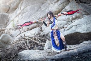 Oerba Yun Fang_FINAL FANTASY XIII by AMPLE-COSPLAY