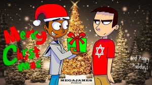 That Day Is Christmas by MegaJamesStudios