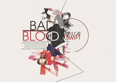 [TaylorSwift] BAD BLOOD by yunseowoon