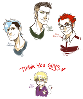Just for say Thank You by Dunklayth
