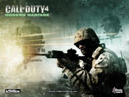Call of Duty 4 by troyali