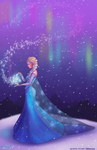 The cold never bothered me anyway by Catwagons