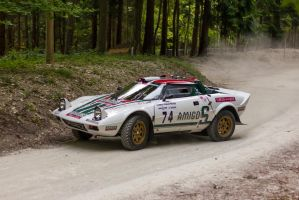 Goodwood 2013: Lancia Stratos by randomlurker