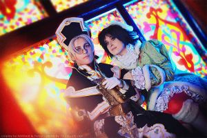 Trinity Blood: My Elder Brother by adelhaid
