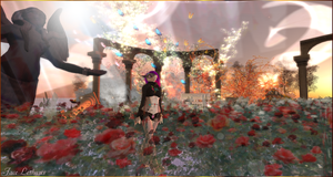 XIV Final Days - Fallen Hall - Second Life by Jace-Lethecus