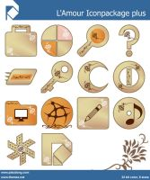L'Amour Iconpackage plus by piscdong